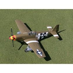 GEMINI P-51B MUSTANG