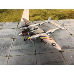 Witty P-38 LIGHTNING 1-72