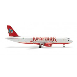 Kingfisher Airlines Airbus...