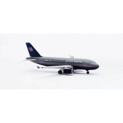 United Airlines Airbus...