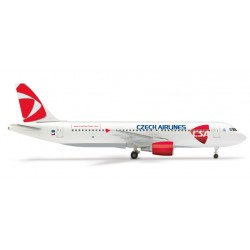 CSA Czech Airlines Airbus...