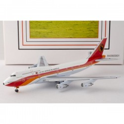 Boeing 747-312M TAAG Angola...