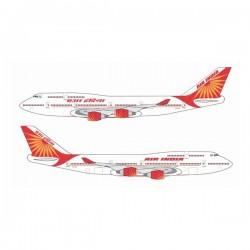 Boeing 747-400 Air India