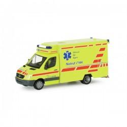 "MB Sprinter RTW ""Spital Uster"""