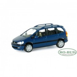 Opel Zafira, with light and...
