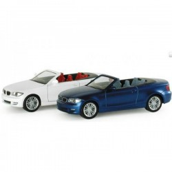 BMW 1™ convertible, metallic