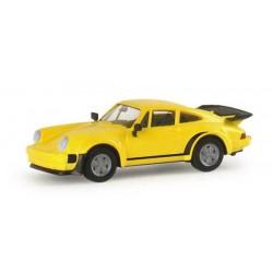 Porsche 911 Turbo, standard