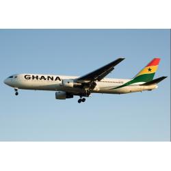 Boeing 767-300 Ghana...