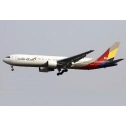 Boeing 767-38E - 25758