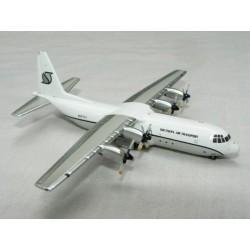 Lockheed L-100 Hercules...