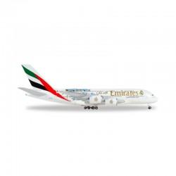 A380 EMIRATES REAL M. 2018