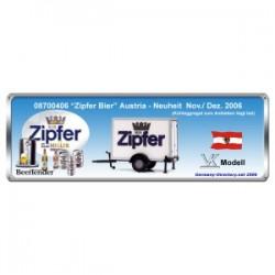 """Przyczepa """"Zipfer Bier""""..."""