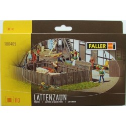 Faller N 180405 Picket Fence