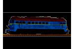 Spalinowóz ST44 PKP Cargo